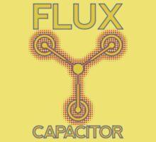 Flux Capacitor Kids Tee