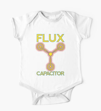 Flux Capacitor One Piece - Short Sleeve