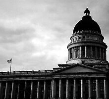 Utah State Capitol Building, Salt Lake City, UT by Ryan Houston