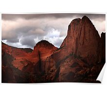 Kolob Canyon, Zion National Park Poster