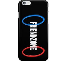 Friend Zone... Infinite Falling iPhone Case/Skin