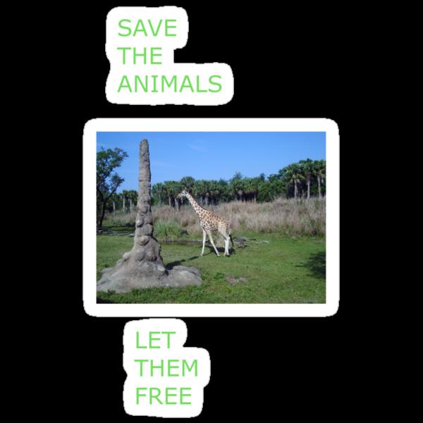 Free animals by Christian  Zammit