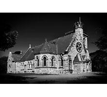 All Saints Church - Bodalla Photographic Print
