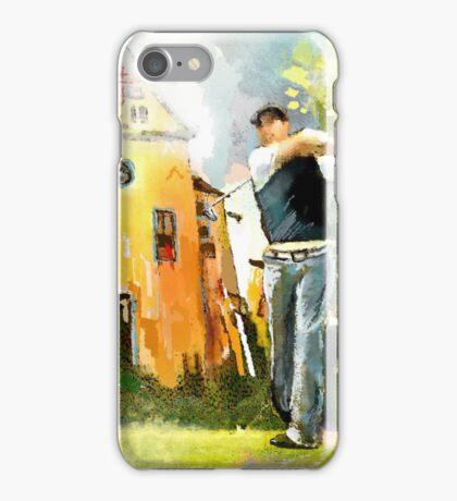 Golf In Club Fontana In Austria 01 iPhone Case/Skin