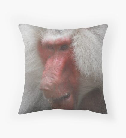 SENIOR Throw Pillow