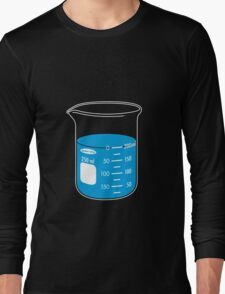 beaker elixir (blueberry) Long Sleeve T-Shirt
