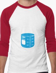 beaker elixir (blueberry) Men's Baseball ¾ T-Shirt