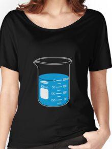 beaker elixir (blueberry) Women's Relaxed Fit T-Shirt