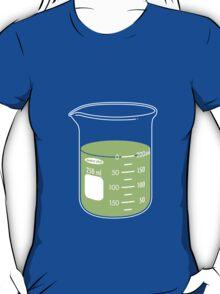 beaker elixir (lime) T-Shirt