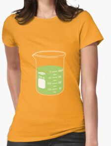 beaker elixir (lime) Womens T-Shirt