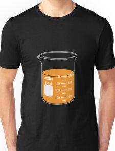 beaker elixir (orange) Unisex T-Shirt