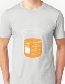 beaker elixir (orange) Unisex T-Shirt