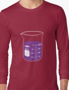 beaker elixir (grape) Long Sleeve T-Shirt
