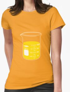 beaker elixir (lemon) Womens T-Shirt