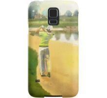 Golf In Club Fontana In Austria 02 Samsung Galaxy Case/Skin