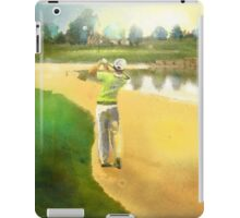 Golf In Club Fontana In Austria 02 iPad Case/Skin