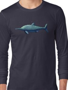 Ichthyosaurus communis Long Sleeve T-Shirt