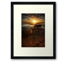 Lonsdale Rocks Framed Print