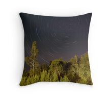 Beam me up Scotty! Throw Pillow