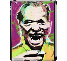 Charles Bukowski. The Wooden Butterfly. iPad Case/Skin