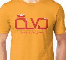 """WINE & GOLD"" ROYAL TEE - CLVD® Unisex T-Shirt"