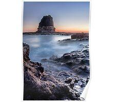 Pulpit Rock, Cape Schanck Poster