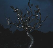 Metal Tree by Emmett  Cathcart