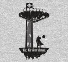 The Wastelander by InsomniACK