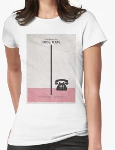 Paris Texas Womens Fitted T-Shirt