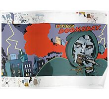 MF DOOM Operation: Doomsday Poster