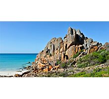 Castle Rock - Dunsborough Photographic Print