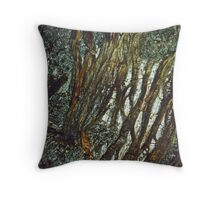'Tree-scape'   Throw Pillow