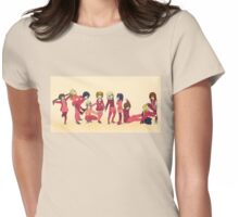 Ale e Cucca - Main characters Womens Fitted T-Shirt