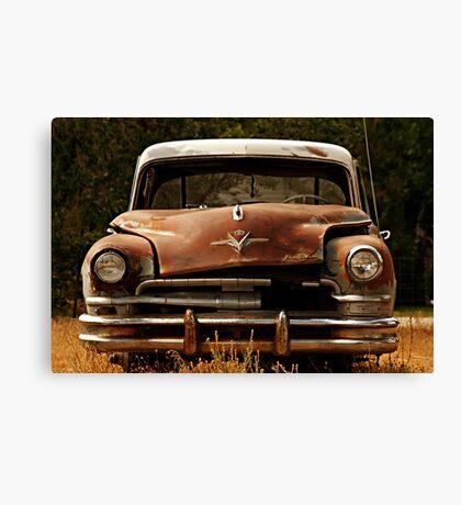 Vintage Chrysler Canvas Print