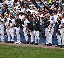 The Great Yankees ! by mikepaulhamus