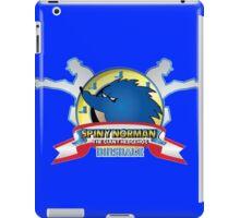 Spiny Norman iPad Case/Skin