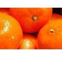 Oranges Photographic Print