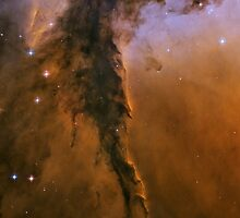 The Eage Nebula - Messier 16 by verypeculiar