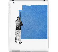 A change of color iPad Case/Skin