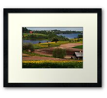 Spring in the May Framed Print