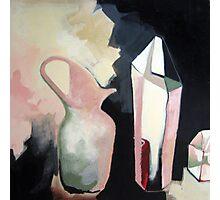 still life w jug Photographic Print
