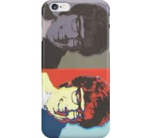 Austin Powers Pop Art iPhone Case/Skin