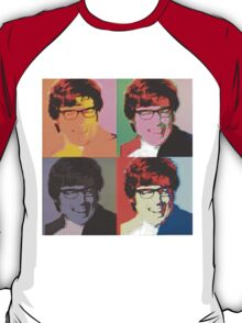 Austin Powers Pop Art T-Shirt