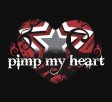 Pimp My Heart T-Shirt Design by idreambig