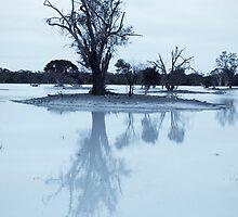 Lake Logue - Eneabba by warriorprincess