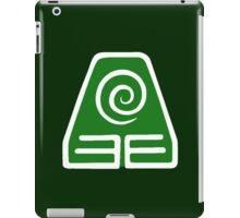 Earthbender iPad Case/Skin