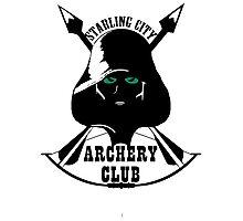 Starling City Archery Club - Arrow Photographic Print