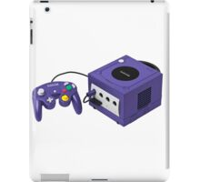 Gamecube console and controller iPad Case/Skin