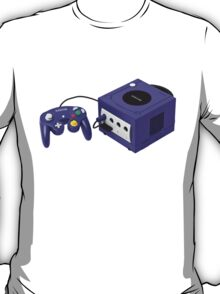 Gamecube console and controller T-Shirt