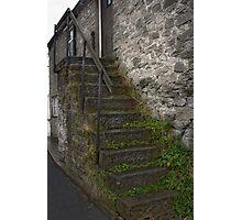 Steps Photographic Print